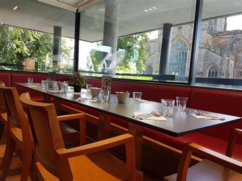 Our breakfast menu includes a variety of wraps, bagels & sandwiches, and our lunch menu features wraps, panini, sandwiches & gourmet salads. Heaven Scent at Dunfermline Carnegie Library & GalleriesHeaven Scent Coffee Shop
