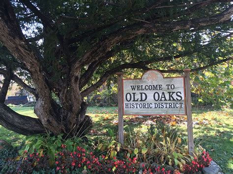 Old Oaks Historic District