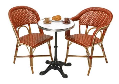 parisian table and chairs french cafe chairs the antiques divathe antiques diva