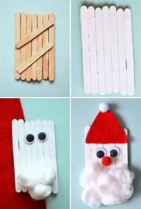 Faire Soi Meme Bricolage : bricolage de no l en bois en 20 id es de d corations ~ Premium-room.com Idées de Décoration