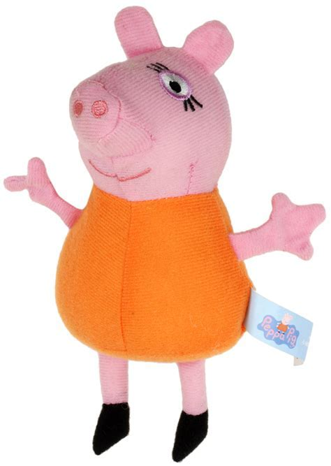 Peppa Pig: Mummy Pig   Plush Figure   Toy   at Mighty Ape