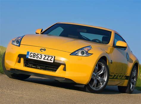 nissan yellow nissan 370z yellow photo 1 6152