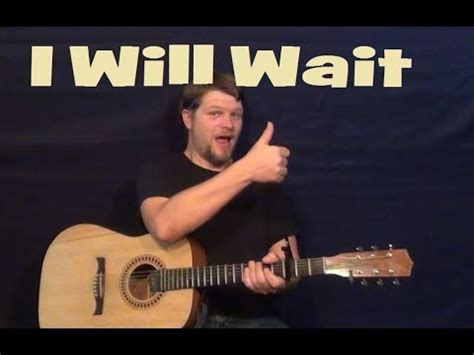 mumford sons i will wait i will wait mumford and sons guitar lesson strum chord
