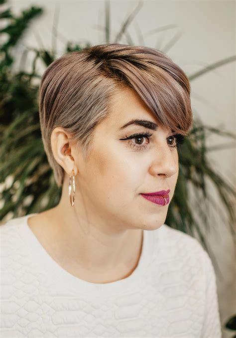 6 coiffures faciles pour les cheveux courts - Coupe courte