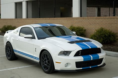 2018 Ford Mustang Shelby Gt500 0 60