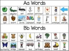 alphabet a to z writing words kindergartenklub 741 | b291cdb2a057f4a568f32dca8b9a02f3 preschool alphabet preschool literacy