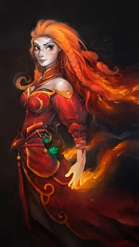 night     character emberlyn  fire
