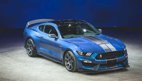2019 Ford Shelby Mustang Gt350 Price  Cars News Release