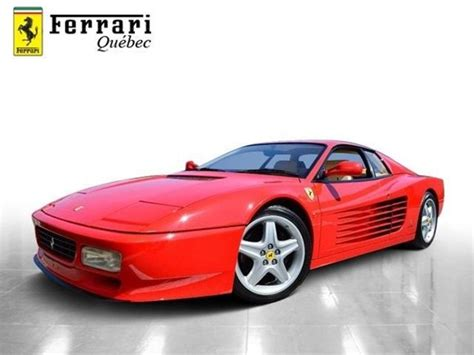 New tires, full engine out service completed in toronto by private ferrari service center. 29 Ferrari 512 For Sale - duPont REGISTRY