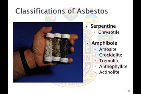 asbestos awareness lmb winnipeg iupat district