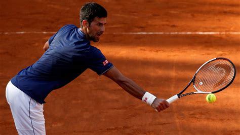Ego Notícias Romá Se Recupera Atp Roma 2017 Djokovic Recupera Y Pasa A Cuartos De