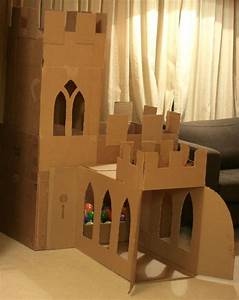 cardboard castle cat - Google Search | Animals | Pinterest ...