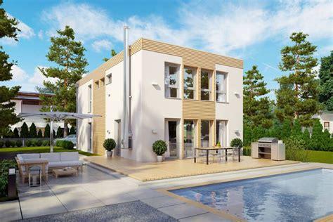 Einfamilienhaus Mit Loft Im Haus by Lofthaus Im Modernen Bauhausstil Haus Elk Loft