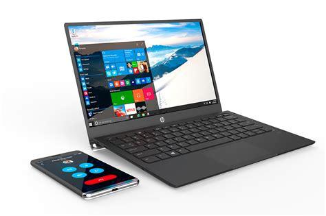 ordinateur de bureau ou portable mwc 2016 pourquoi hp d 233 gaine un 3 en 1 smartphone ordinateur de bureau et portable pour les