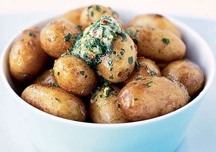 how to season potatoes new potatoes best in season