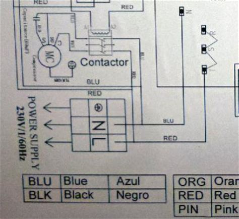 50hz 220v Wiring Diagram by Single Phase 230v 60hz 5kw In Us With Two 120v Legs
