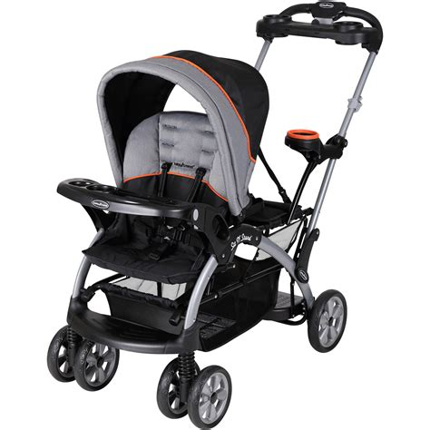 Baby Stroller by Baby Trend Sit N Stand Ultra Stroller Millennium