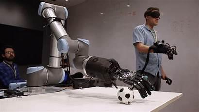 Teleoperation Robot Shadow Company