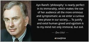 Ayn Rand fans? ... Ayn Rand Philosophy Quotes