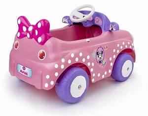 Voiture Enfant Fille : minnie voiture enfant electrique 6v achat vente voiture enfant cdiscount ~ Teatrodelosmanantiales.com Idées de Décoration