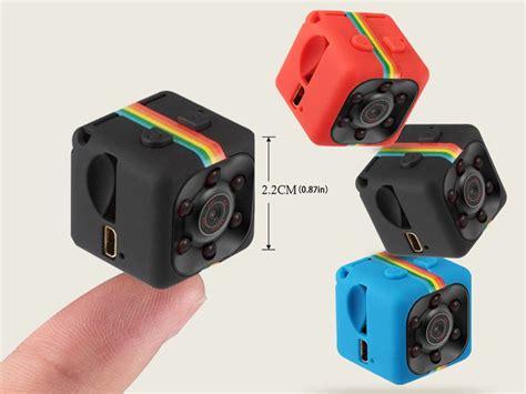 mini hd kamera p postovne zdarma zasilkonos
