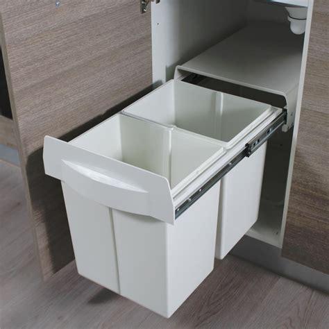 poubelle cuisine encastrable 30 litres grande poubelle cuisine maison design sphena com
