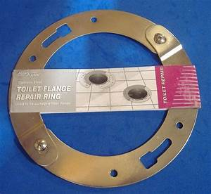 Stainless Steel Toilet Flange Repair Ring For Damaged