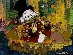 Scrooge Mcduck GIF - Find & Share on GIPHY