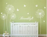 perfect dandelion wall decals Best 25+ Flower wall decals ideas on Pinterest | Flower wall stickers, Flower decals for walls ...