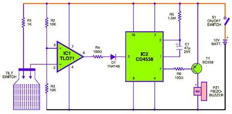 laptop notebook protector circuit schematic