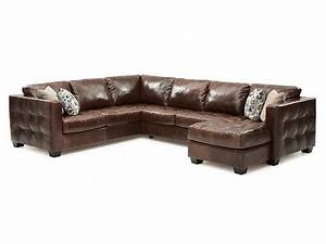 palliser barrett leather sectional collier39s furniture expo With palliser sectional leather sofa