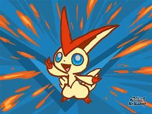 Pokemon Art Academy Victini