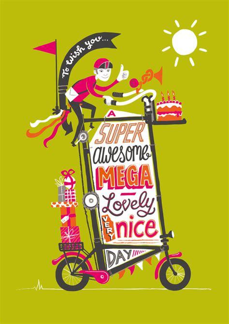 wedfbirthday bike messenger carys ink freelance