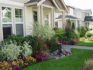 25, Beautiful, Landscaping, Front, Yard, Garden, Ideas