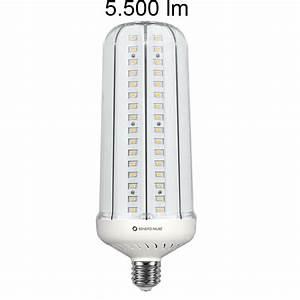 Ampoule Led E27 20w : livraison gratuite ampoule led beneito et faure e27 45w ~ Edinachiropracticcenter.com Idées de Décoration