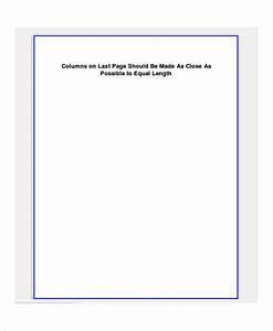 8  Word Document Templates