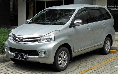 Avanza Modified Malaysia by Toyota Avanza