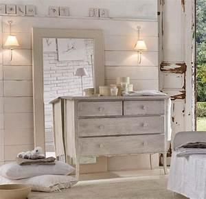 Shabby Chic Schlafzimmer : schlafzimmer ideen gestaltung shabby chic kommode standspiegel life style pinterest shabby ~ Sanjose-hotels-ca.com Haus und Dekorationen