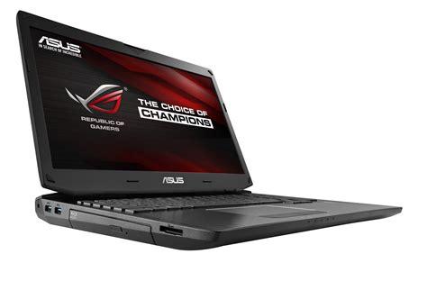 New Rog G750jz, G750js And G750jm 17-inch Gaming Laptops