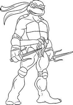 15 mejores imágenes de Tortugas Ninja para colorear