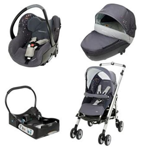 siege auto loola bébé confort combiné trio loola up avec base siege