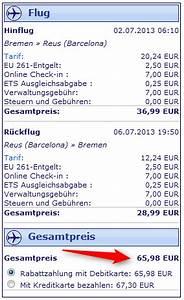 Flug Auf Rechnung : low budget in den sommerferien barcelona kurztrip f r 200 ~ Themetempest.com Abrechnung