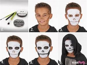 Maquillage Halloween Garcon : 17 best images about maquillage d 39 halloween on pinterest ~ Melissatoandfro.com Idées de Décoration