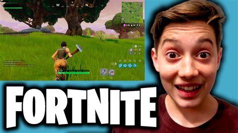 fortnite battle royale gameplay kids gaming video youtube