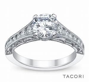 Tacori engagement ring robbins brothers engagement rings for Wedding rings tacori