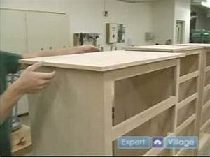 How to Build a Chest of Drawers : How to Attach the