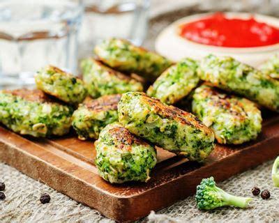 cuisiner les brocolis recettes recette galettes de brocoli facile rapide