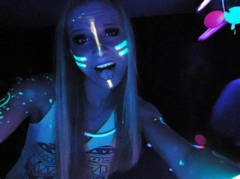 Black Light Party On Tumblr