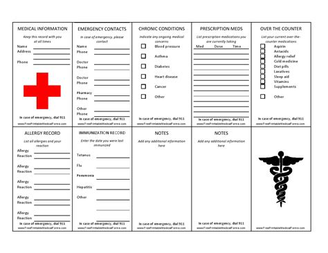 information card template free wallet sized information card pdf template form