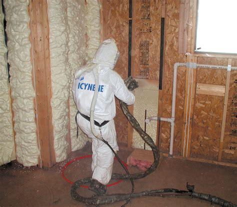 fiberglass  spray foam battle  insulation market
